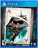 Batman: Arkham Asylum exposes players to a dark and atmospheric adventure that takes them into the depths of Arkham Asylum Batman Arkham City introduces a brand-new story that draws together an all-star cast of classic characters and murderous villai...