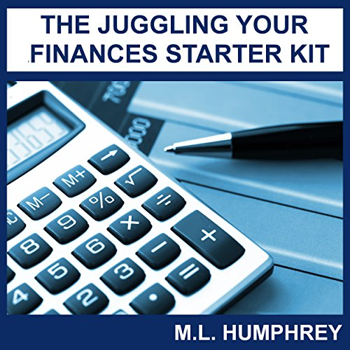 The Juggling Your Finances Starter Kit audiobook cover art