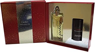 Declaration by Cartier Eau de Toilette Spray 100ml & Deodorant Stick 75ml
