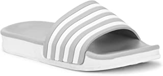 Longwalk Women's Horizontal Stripe Flip Flops