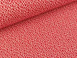 Albstoffe Hamburger Liebe 3D-Relief Jacquard Life Loves You