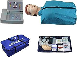CPR Mannequin Bust, kunstmatige beademing Cardiopulmonale reanimatie-simulator, menselijk lichaamsmodel, medisch onderwijs...