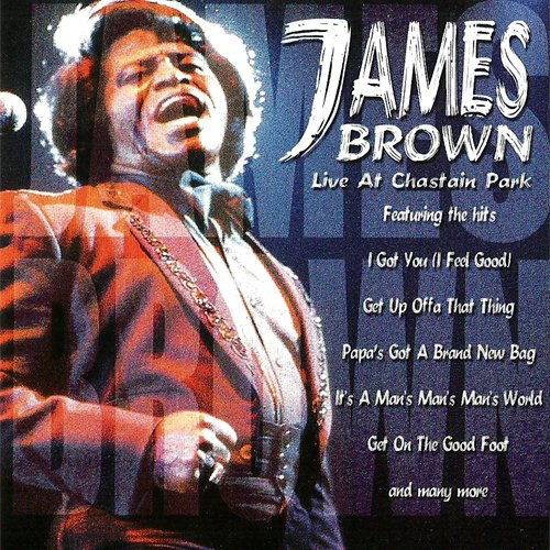 IN C O N C E R T (CD Album James Brown, 16 Tracks) Give It Up Or Turn It Loose, It's Too Funky In Here, Doing It To Death, Try Me, Get On The Good Foot, Get Up Offa That Thing, Georgia On My Mind, Hot Pants, I Got The Feelin', It's A Man's Man's World, Cold Sweat, I Can't Stand Myself u.a.