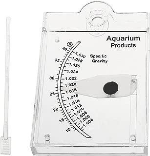 Sea Hydrometer Salinity Meter Specific Gravity Test for Aquarium Fish Tank Water Marine Sea Saltwater