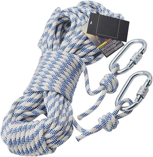 GQP Cuerdas de Escalada al Aire Libre Cuerdas de Seguridad ...