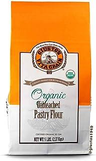 Giusto's Vita-Grain Organic Unbleached Pastry Flour, 5lb Bag