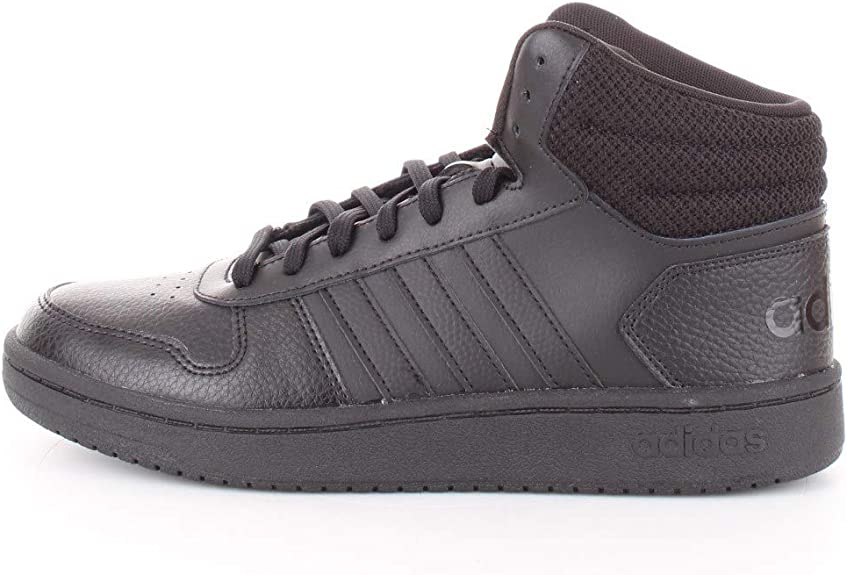 adidas Hoops 2.0 Mid, Chaussures de Fitness Homme : Amazon.fr ...