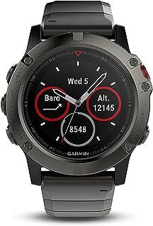 Garmin Fenix 5X - Reloj de entrenamiento multideportivo (51 mm)