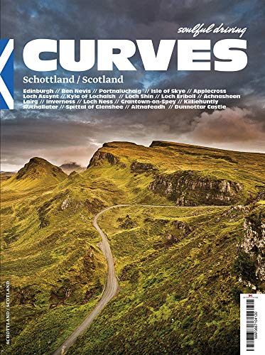 CURVES Schottland: Band 8: Number 8 (Curves Soulful Driving)