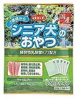 (まとめ買い)デビフペット シニア犬のおやつ 乳酸菌 100g 【×12】