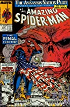The Amazing Spider-Man #325 Finale in Red!