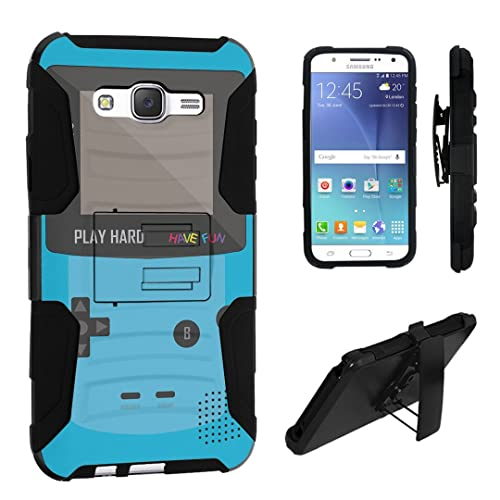 newest 2ac7a e29ff Samsung Galaxy J700t Case: Amazon.com
