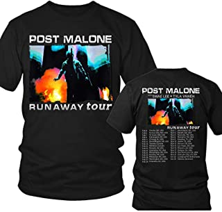 Post Runaway Tour 2020 Malone T-Shirt Perfect Gift Idea For Music Lovers Unisex T-shirt - Premium T-shirt - Hoodie - Sweater - Long Sleeve - Tank Top