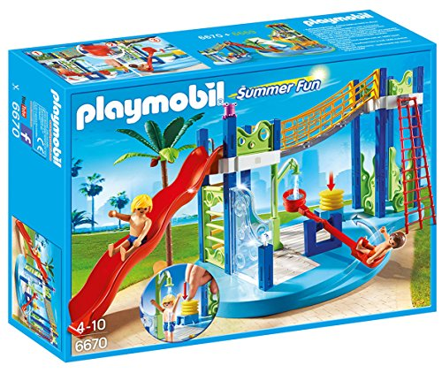PLAYMOBIL: Zona de Juegos acuática  66700