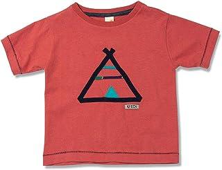 Camiseta de Manga Curta Cabana Vermelha Green - Toddler Menino