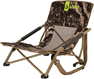 Summit Low-Pro Lounger Chair - Veil Whitetail