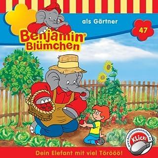 Benjamin als Gärtner cover art