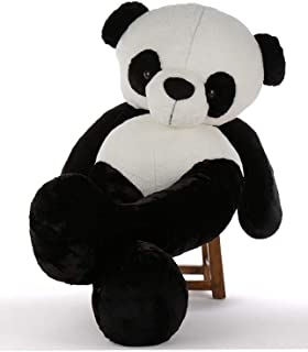 ALISHA TOYS™ Cute Black & White Panda Giant Teddy Bear - 80 cm (3 feet Approx)