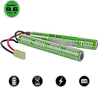 Valken Airsoft Battery - NiMH 9.6v 1600mAh Split Style