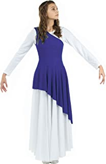 liturgical dancewear overlays