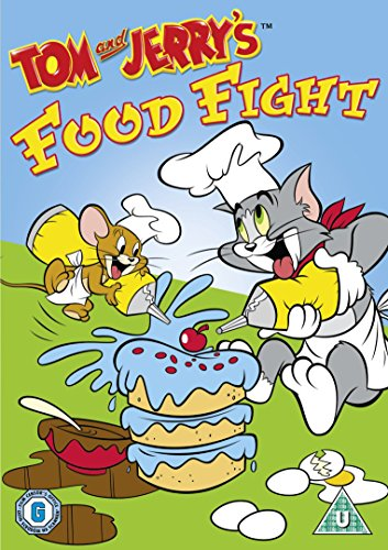 Tom And Jerry: Food Fight [DVD] [2011]