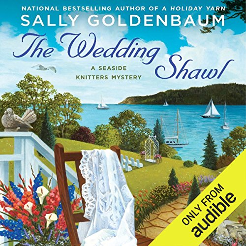 The Wedding Shawl audiobook cover art
