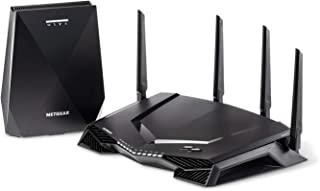 NETGEAR Nighthawk Pro Gaming XRM570 WiFi Router and Mesh WiFi System with 6 Ethernet Ports and Wireless speeds up to 2.6 Gbps, AC2600, Optimized for Low ping