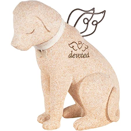 for Memorializing Pets Aroma Paws Memorial Dog Candle Pawprints in Sand Gold Burn Time 90 Min 12 Oz Soy Wax Dogs Recyclable Jar Reusable Cotton Wick Handcrafted