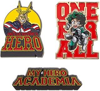 My Hero Academia Pins Anime Lapel Pins My Hero Academia Accessories Anime Pins