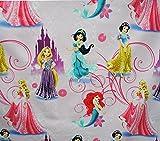alles-meine.de GmbH 1 m * 1,4 m - Stoff - Disney Princess -