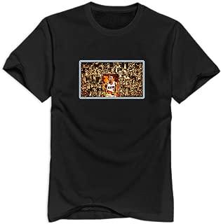 YIEBLI DE Men's LosAngeles Clippers Jamal Crawford Career Apparel Shirt.
