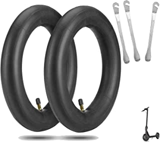 ELKATECH | 2 Chambre a air xiaomi m365 et M365pro avec 3 démonte pneus | équivalent Pneu Plein xiaomi m365 increvables | 8...