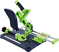 Soporte de amoladora angular fijo, soporte de amoladora angular de mesa, soporte de amoladora angular para sierra de mesa para amoladora angular 100/115/125 mm