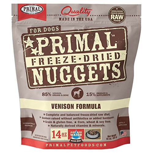 Primal Canine Venison Freeze Dried, 14 Oz