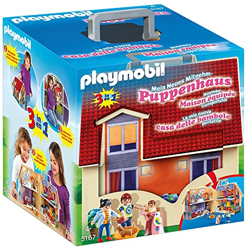 PLAYMOBIL Dollhouse Casa de Muñecas Male...