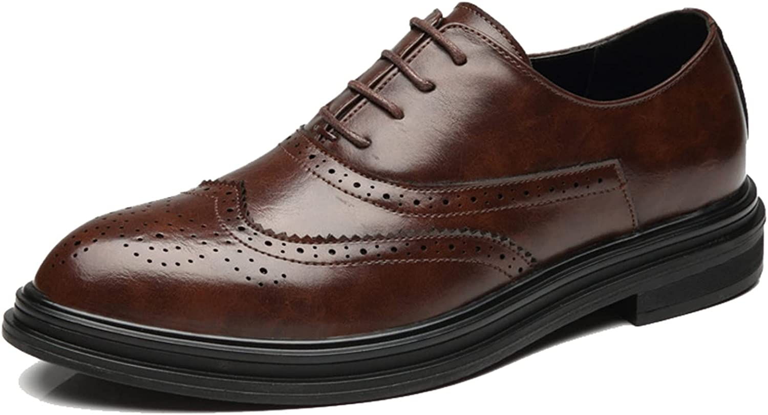 Men Dress Shoes Prince online shop Banquet Youth Casual Oxford Max 77% OFF Autumn