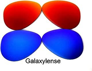 Lentes de repuesto para Gafas Ray-Ban RB3025 Azul/ Rojo 62mm Polarizado 2 pares - Transparente, regular