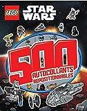 Lego Star Wars - 500 autocollants repositionnables