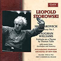 Stokowski - Shostakovich: Vaughan Williams 1960/62