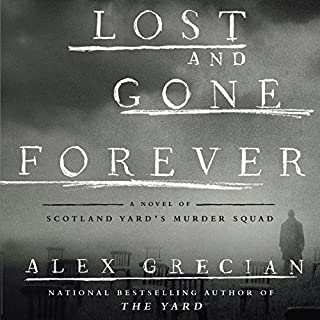 Lost and Gone Forever audiobook cover art