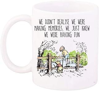 Disney With English Phrases Ceramic Mug