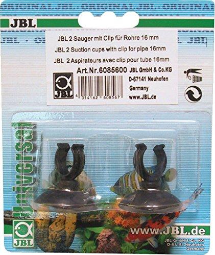 JBL Clipsauger 6085600 Gummi-Halterung für Objekte von 16 mm Druchmesser
