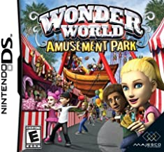 WonderWorld Amusement Park - Nintendo DS