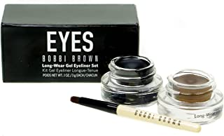 Bobbi Brown Long Wear Gel Eyeliner Duo, 1 Count