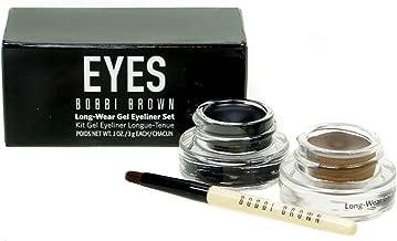 Bobbi Brown Long Wear Gel Eyeliner Duo, 1 Count