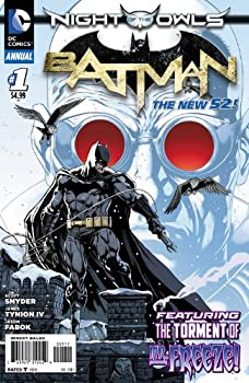 BATMAN ANNUAL #1  What is Mr Freeze s relationship to the COURT OF OWLS?