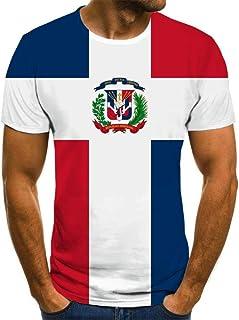 Summer Newest National flags 3D Printed T Shirt Men Casual Male tshirt Short Sleeve Funny T Shirts Tops tee 5XL TXU-1280