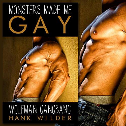 Wolfman Gangbang audiobook cover art