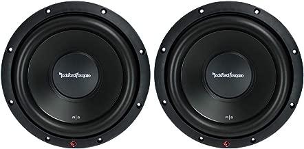 2 New ROCKFORD FOSGATE R2D2-10 1000W 10
