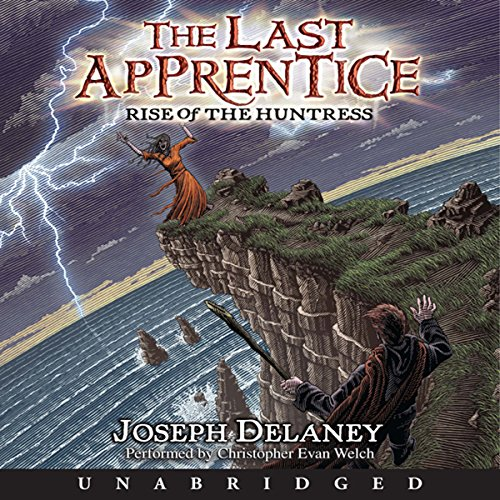 Rise of the Huntress     The Last Apprentice, #7              De :                                                                                                                                 Joseph Delaney                               Lu par :                                                                                                                                 Christopher Evan Welch                      Durée : 7 h et 48 min     Pas de notations     Global 0,0